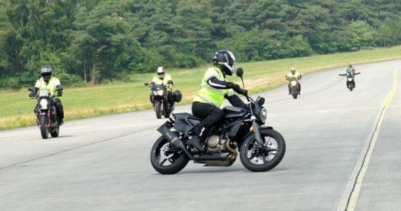Bremerhaven: Endlich wieder Motorrad-Sicherheitstraining möglich