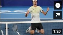 Olympiasieger Alexander Zverev vor neuem Vertrag mit Noventi Open in Halle