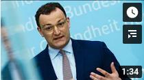 """Spahn und Laschet fordern """"Impf-Ruck"""" in Deutschland -""""Wir müssen um jede Impfung ringen"""""""