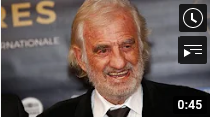 Französischer Schauspieler Jean-Paul Belmondo ist tot