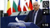 EU-Parlament klärt Verhältnis zu den Taliban