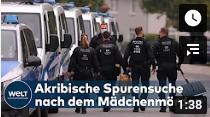 GROSSRÖHRSDORF IN SACHSEN: 16-jähriges Mädchen getötet – Polizei fahndet nach Täter
