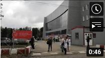 Angreifer tötet Menschen im russischen Perm