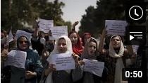 """Taliban: Schulen für Mädchen ab 12 """"sobald wie möglich"""" – und getrennt"""
