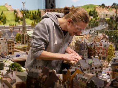 Minatur Wunderland: Klein, aber oho! In liebevoller Kleinstarbeit zur größten Tourismusattraktion Deutschlands