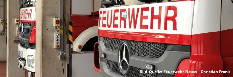 Hamm: Feuer in einem ehemaligen Hotel verursacht Gebäudeschaden