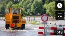 Hochwasserschutz: NRW-Umweltministerin fordert nach Juli-Fluten bessere Vorsorge in Deutschland