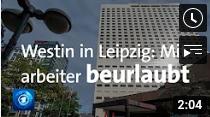 Nach Antisemitismusvorwurf von Sänger Gil Ofarim: Leipziger Hotel Westin beurlaubt zwei Mitarbeiter