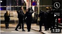 Bogenschütze tötet mehrere Menschen in Kongsberg