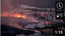 Erneute Evakuierungen nach Vulkanausbruch auf La Palma
