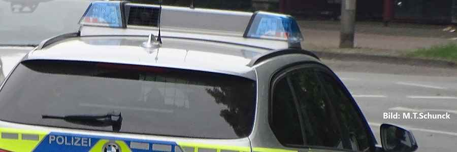 Bremerhaven: Polizei sucht Zeugen nach Verkehrsunfall